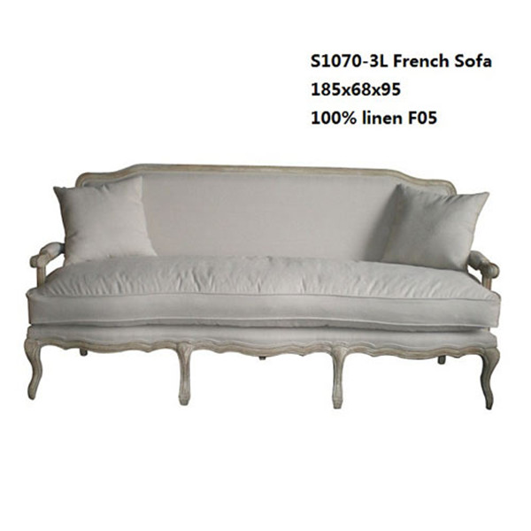french provincial sofa lounge