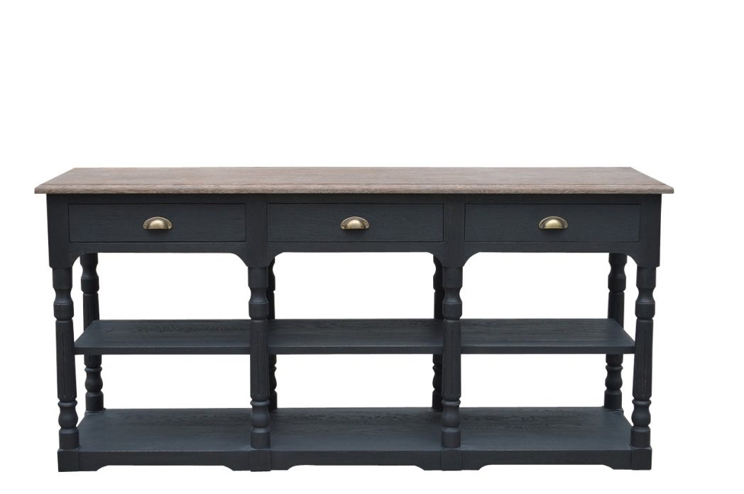 french-provincial-console-tables