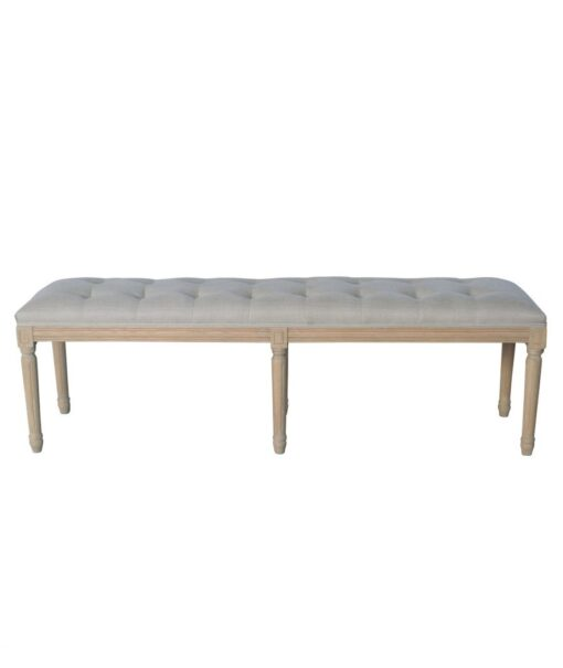 french provincial bedend stool