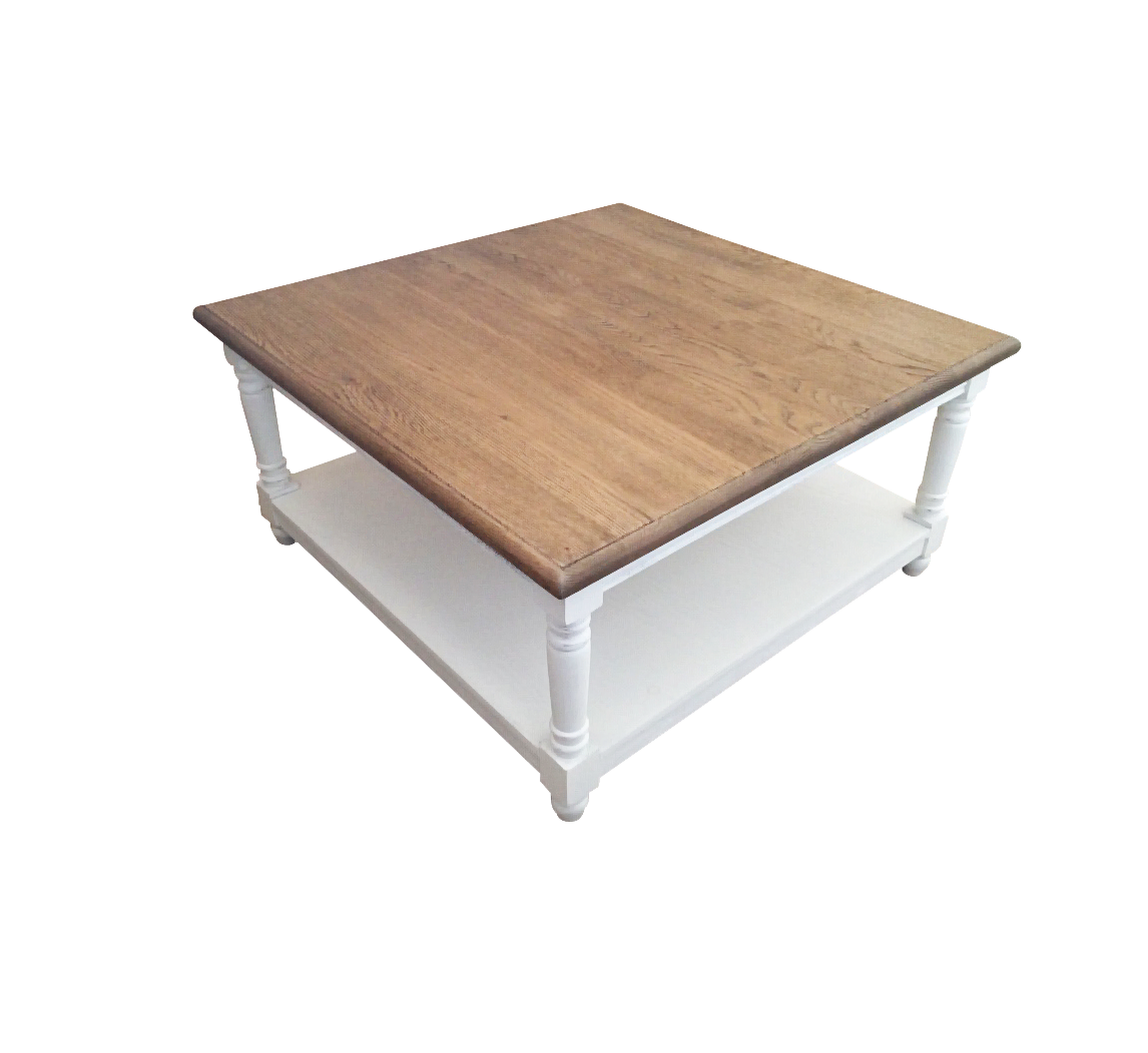 french provincial coffee table