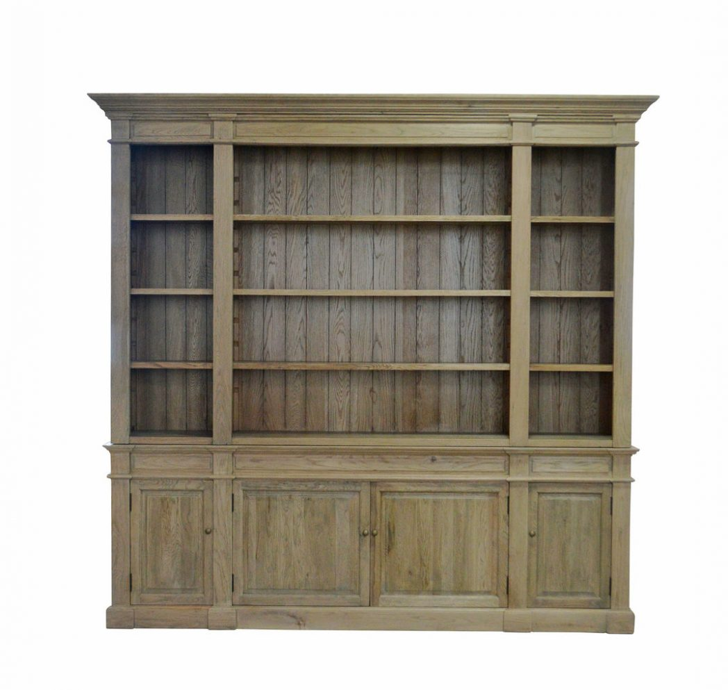 french-provincial-bookcase
