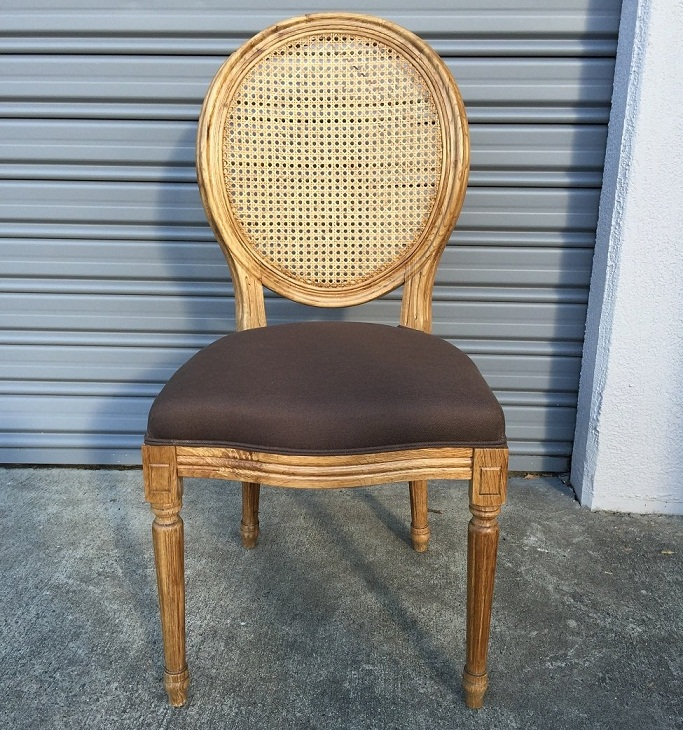 french provincial dining chair